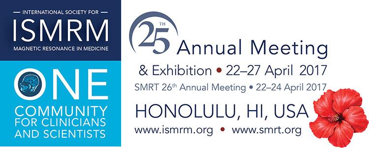 ISMRM 2017 Logo