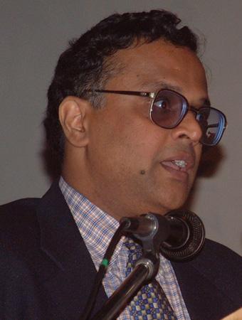 Naranamangalam R. Jagannathan
