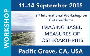 ISMRM Workshop on Imaging Based Measures of Osteoarthritis