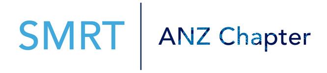 SMRT ANZ Chapter logo