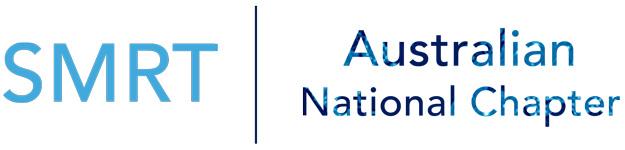 SMRT Australian National Chapter logo