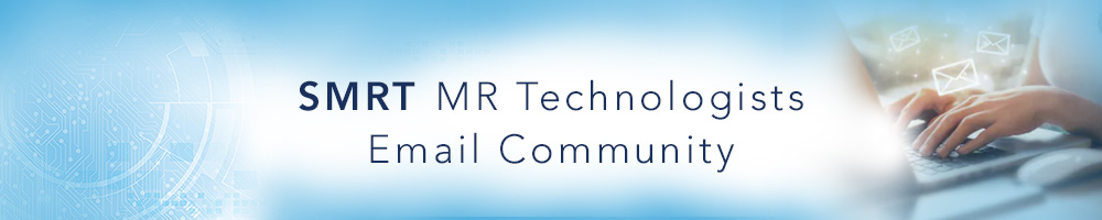 SMRT MR Technologists Email Community