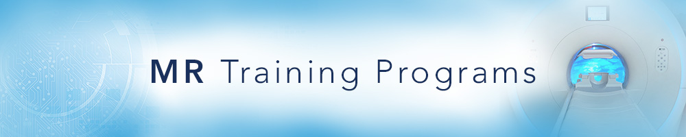 MR Training Programs