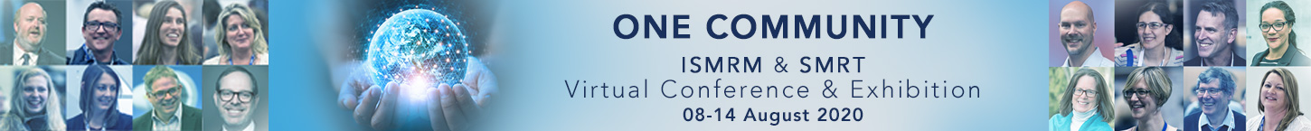 ISMRM & SMRT Virtual Conference & Exhibition