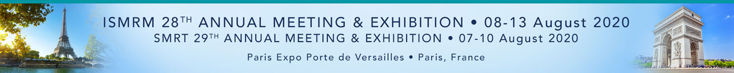 ISMRM 28th Annual Meeting & Exhibition