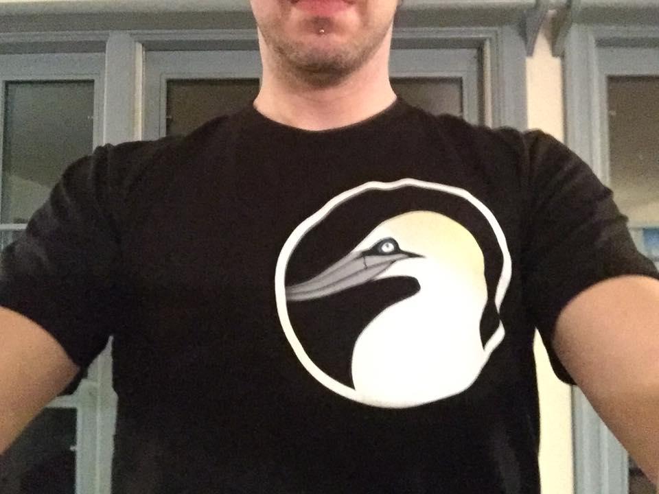 GannetTshirt