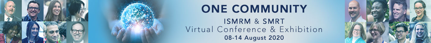 2020 ISMRM & SMRT Virtual Conference & Exhibition